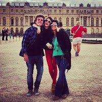 Clara à Barcelone & Tini à Paris ! *.*