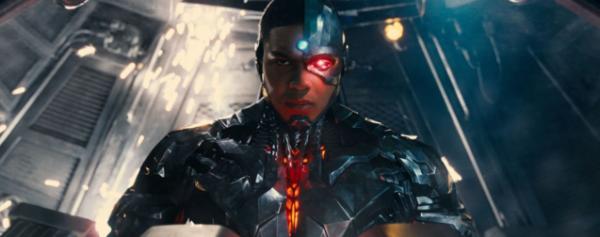 un film sur les origine de Cyborg