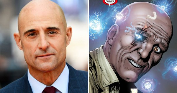 Mark Strong sera dans le film Shazam!