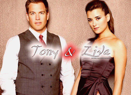 Michael Weatherly and Cote De Pablo____♥ Tony & Ziva._____