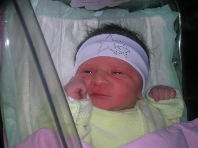 fina mi cognette née le 6 juin 2011