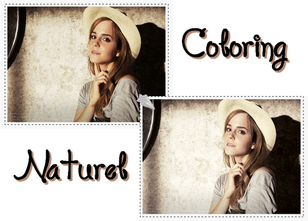 Coloring Naturel .