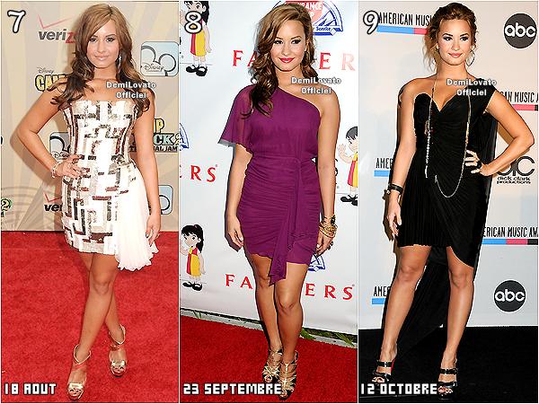 TOP/FLOP 2010. Quelles sont pour vous les meilleures tenues de 2010?