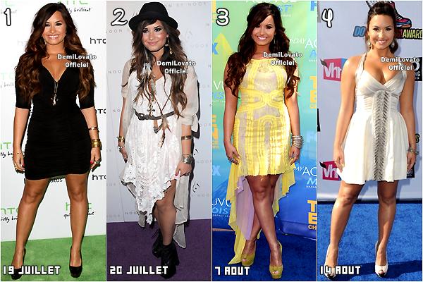 TOP/FLOP 2011. Quelles sont pour vous les meilleures tenues 2011?