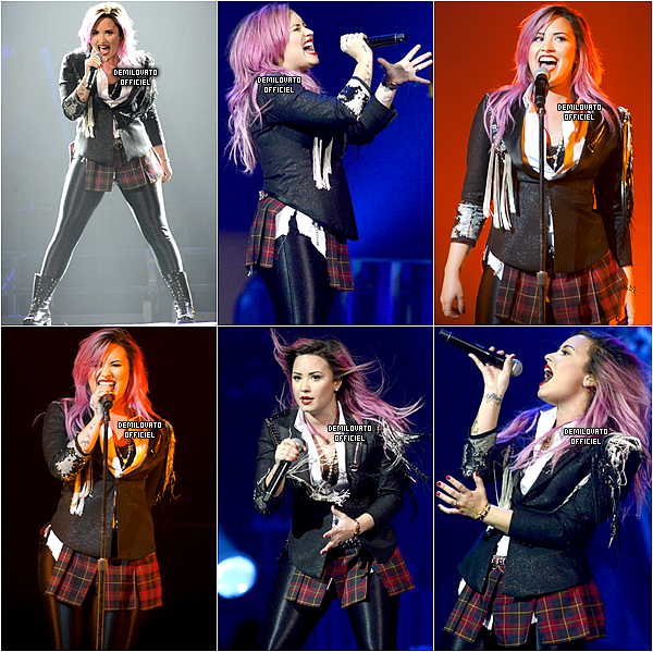 Warrior Demi Lovato Lyrics And Chords: Demi A Fait Un Soundcheck à San Jose En