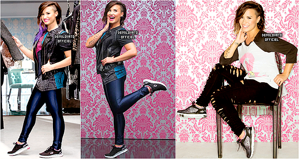 12.09.2014 - Demi a fait un meet and greet à Raleigh.