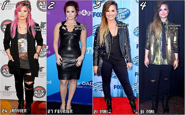 TOP/FLOP 2014. Quelles sont pour vous les meilleures tenues de 2014?