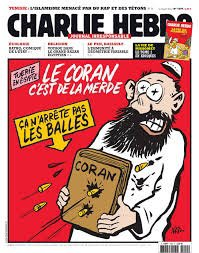 Hommage à Charlie hebdo....