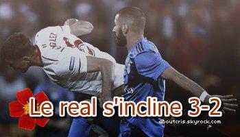 Borja Mayoral et Ramos ont marqué les buts du Real Madrid face à Séville dans ce match en retard de la 34ème journée.