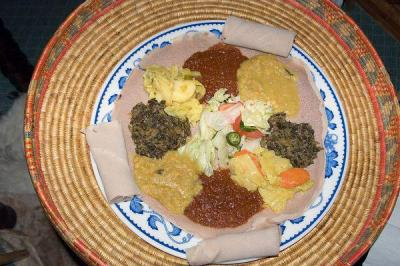 La Cuisine éthiopienne Ethiopia - Cuisine ethiopienne