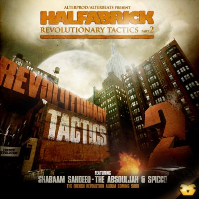 HALFABRICK - REVOLUTIONARY TACTICS part2