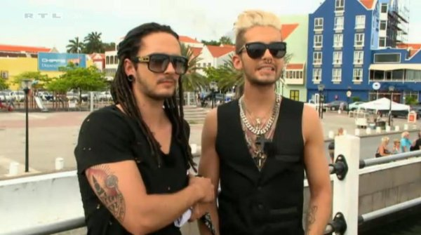 Tom et Bill Kaulitz