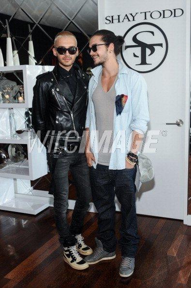 Joyeux anniversaire Bill et Tom Kaulitz !