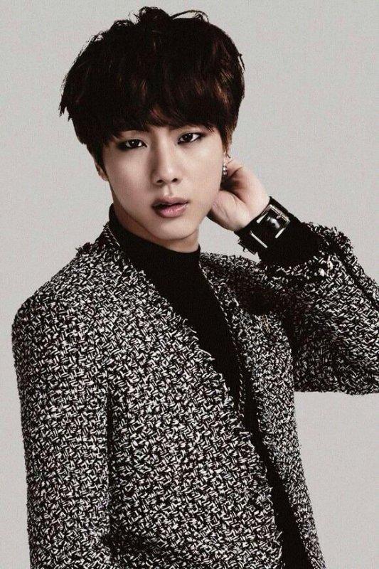 Happy Birthday Jin !!!