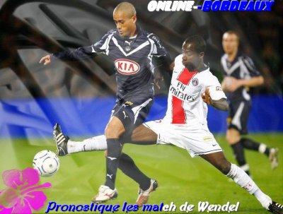 Pronostic des match de Wendel