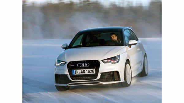 Audi A1 Quattro 2.0 TFSI 256 ch