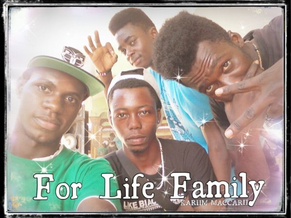 for life familly