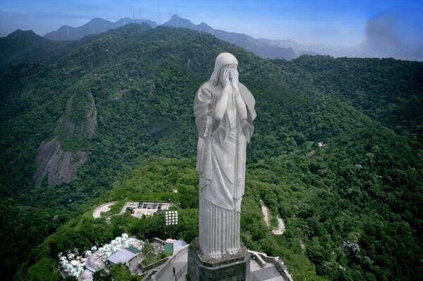 les anges son en deuille pour le Brezil