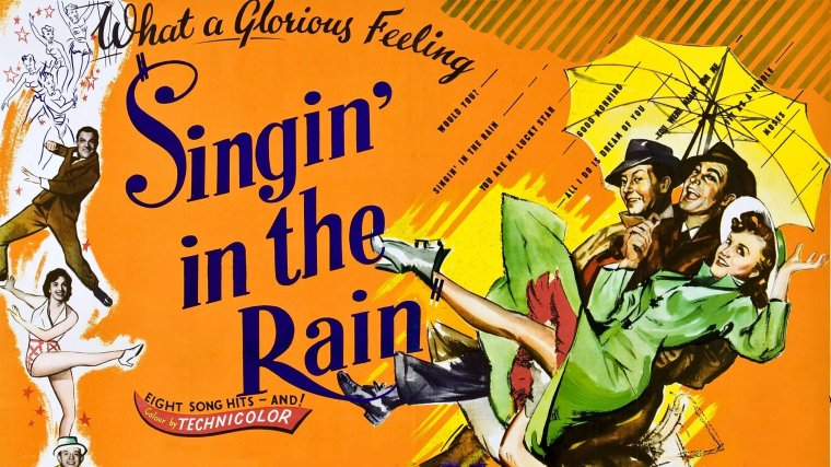 Singing in the rain - ma critique