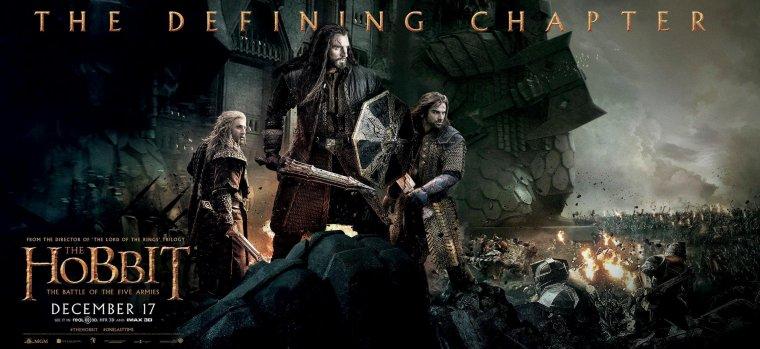 Ma critique sur Le Hobbit : La Bataille des cinq Armées