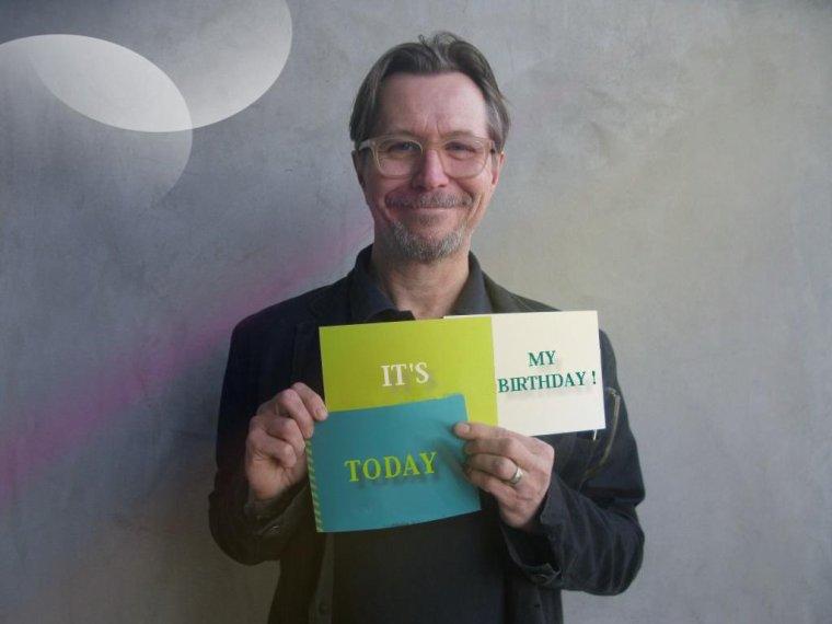 Happy Birthday Gary !