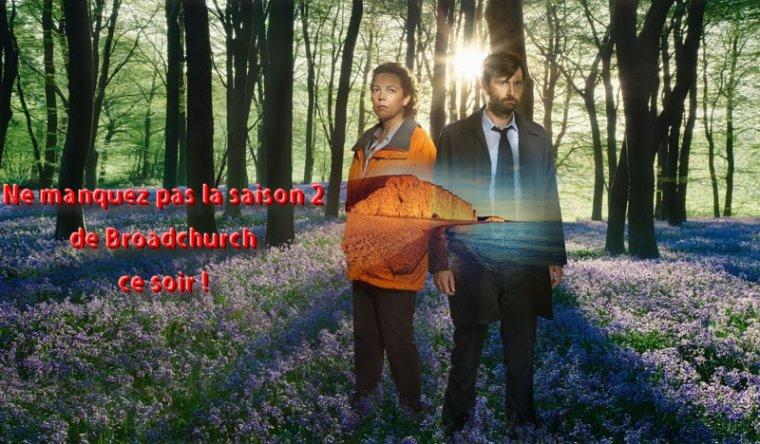 Broadchurch saison 2 ce soir à 20 h 50 sur france 2