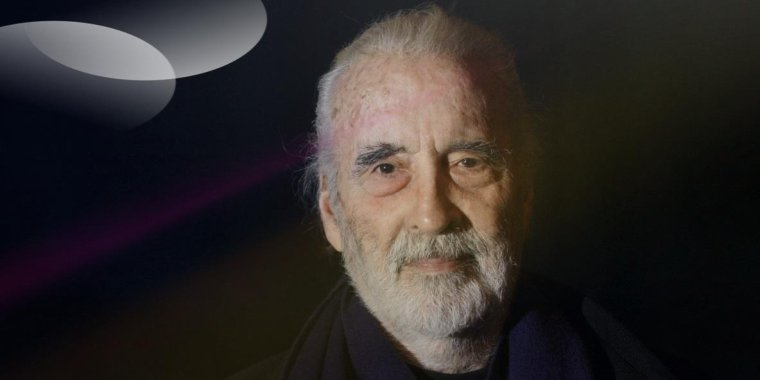 Happy Birthday Sir Christopher Lee !