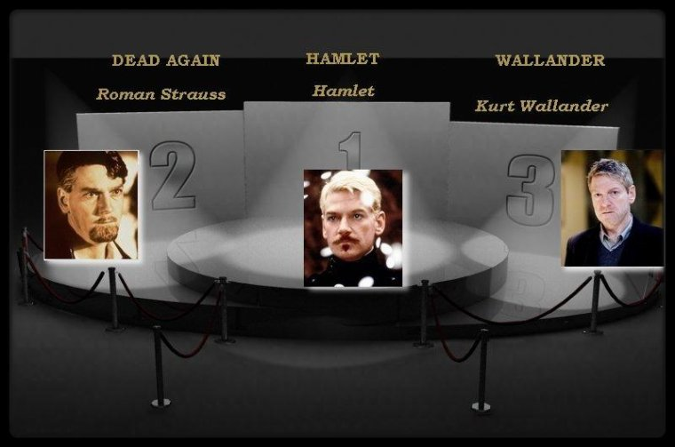 Classement ''Best Character'' : Kenneth BRANAGH