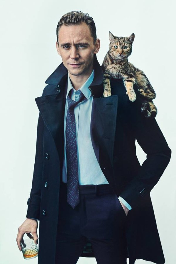 New photoshoot de Tom Hiddleston