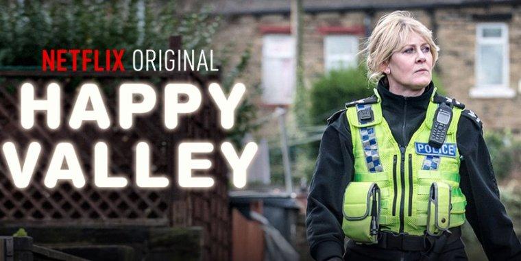 Happy Valley (présentation de la série)