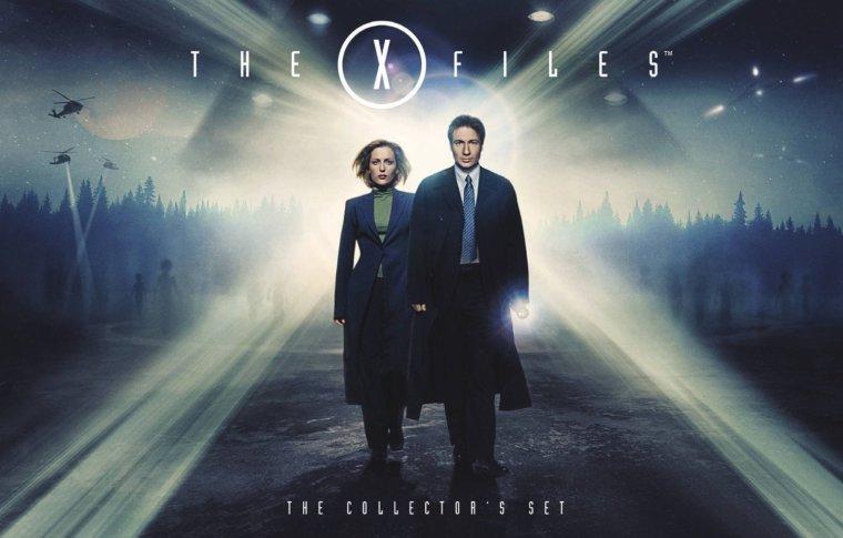 X Files (présentation de la série)