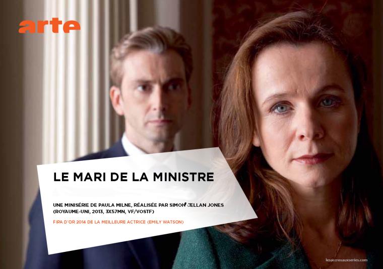 Le Mari de la ministre (présentation de la série)