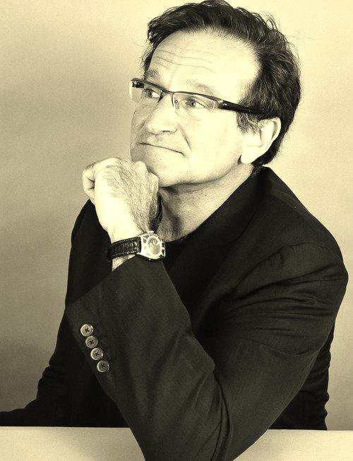Robin Williams : 21 juillet 1951 - 11 août 2014  we don't forget you !