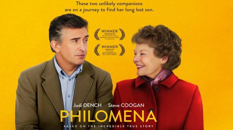 Film coup de coeur du jour : Philomena
