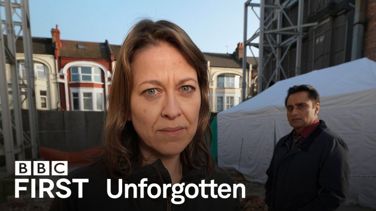 Unforgotten (présentation de la série)