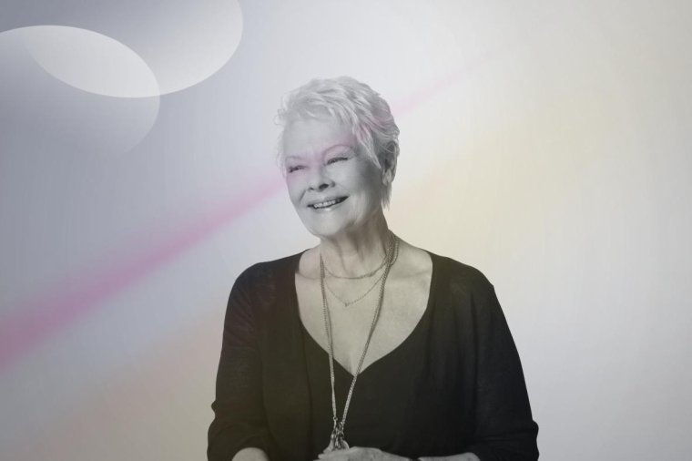 Happy birthday Dame Judi Dench !