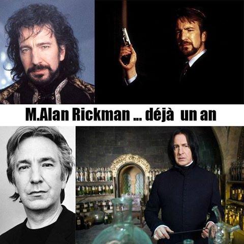 R I P Alan Rickman