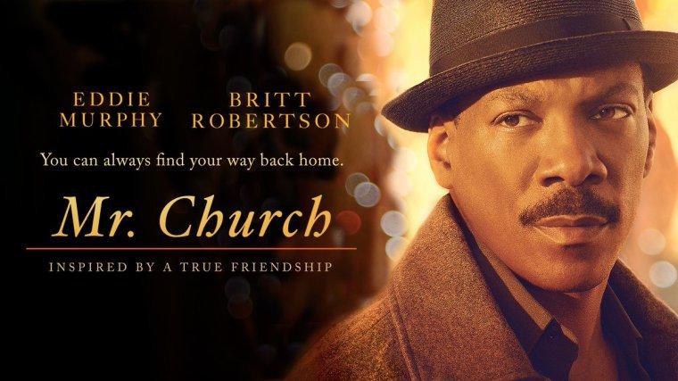 Mon film coup de coeur du jour : Mr Church