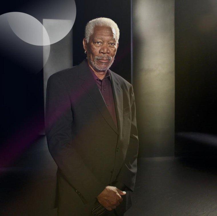 Happy birthday to Morgan Freeman !
