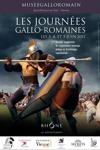 Saint Romain en Gal, 4 et 5 juin 2011