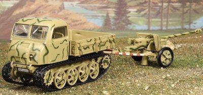 Steyr RSO/01 + 7.5cm Pak40 L/46