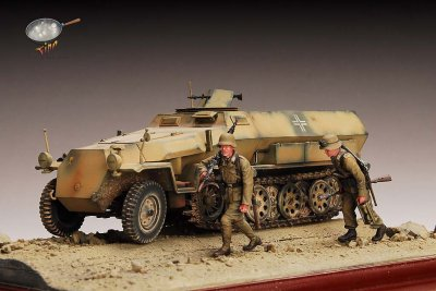 Sd.Kfz.251/1 Ausf.F