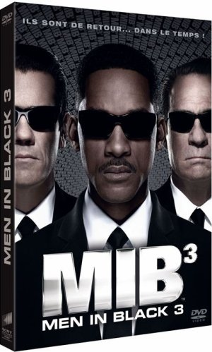 MEN IN BLACK 3 / COMÉDIE SCIENCE-FICTION