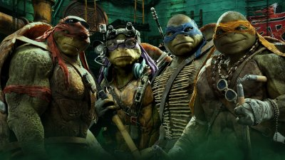 NINJA TURTLES / AVENTURES ACTION VU