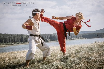 STREET FIGHTER : ASSASSIN'S FIST /!\