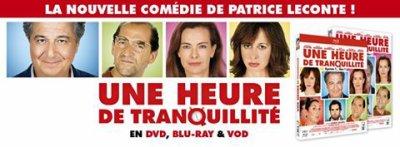 UNE HEURE DE TRANQUILLITÉ / COMÉDIE VU