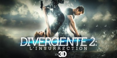 DIVERGENTE 2 : L'INSURRECTION / SCIENCE-FICTION VU