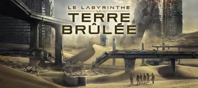 LE LABYRINTHE : LA TERRE BRÛLÉE / AVENTURES VU