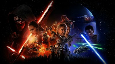 STAR WARS EPISODE 7 : LE RÉVEIL DE LA FORCE / SCIENCE-FICTION VU