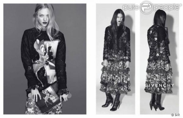 Amanda Seyfried givenchy clothes